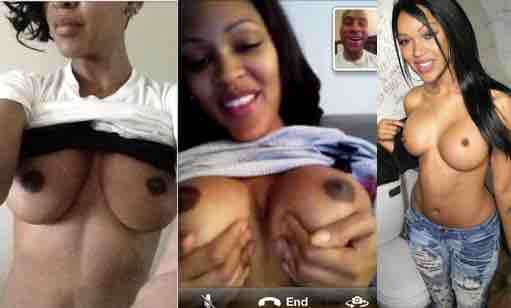 Meagan Good Nudes And Porn Video Leaked!