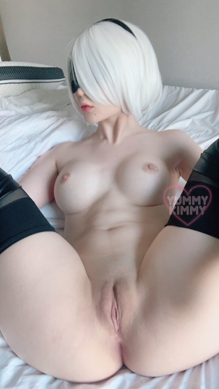 YummyKimmy Asian Porn OnlyFans Leaked Nudes 59