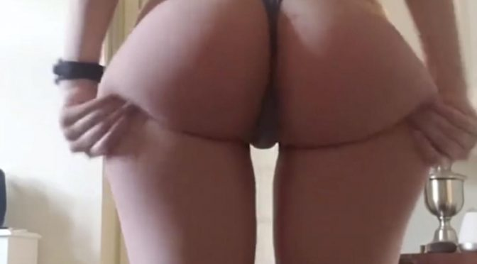FULL VIDEO: Allie Griffin Nude Photos Leaked!