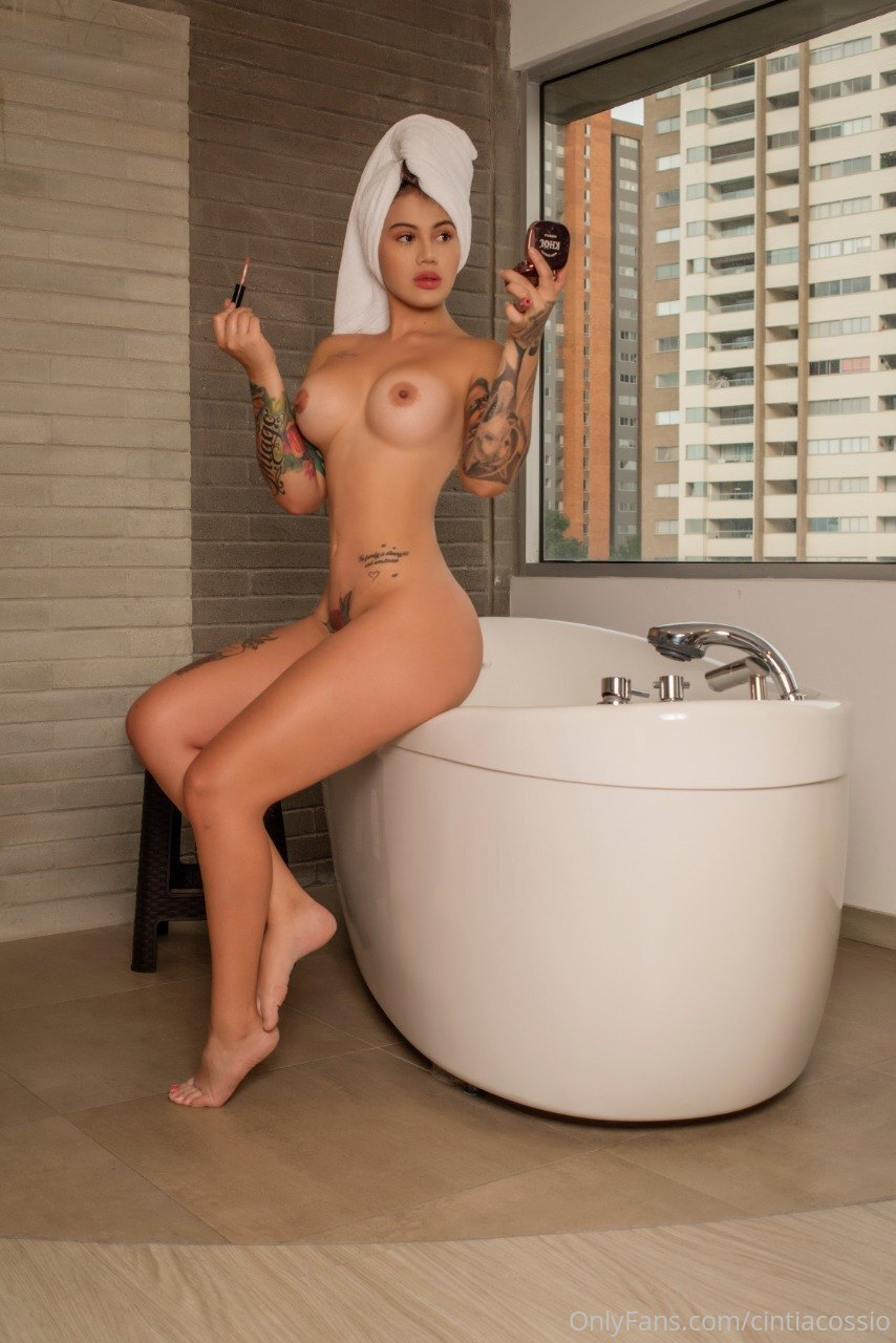 Cintia Cossio Porn OnlyFans Leaked Nudes 153